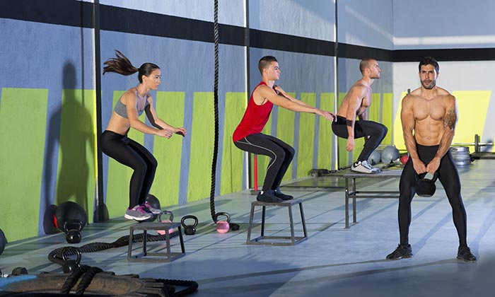 Exercises For Weight Loss - Frog Jumps