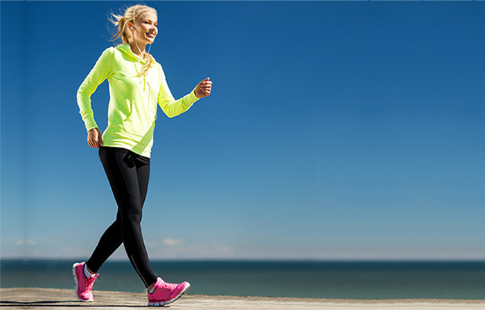 Exercises For Weight Loss - Walking