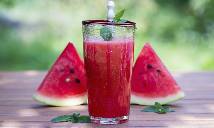 Juice Recipes For Summer - Watermelon Juice