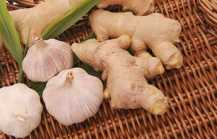 10. Ginger And Garlic