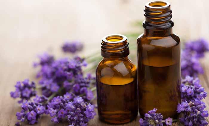 10.Coconut Oil And Lavender Lip Balm