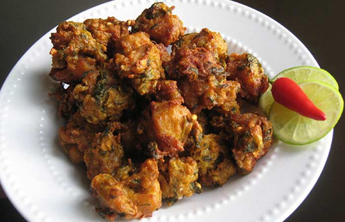 Shahi Chicken Pakora Recipe By Sanjeev Kapoor