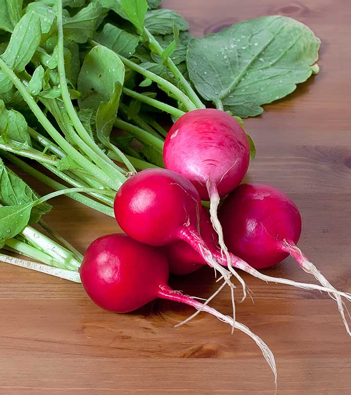 10 Amazing Health Benefits Of Radish Leaves