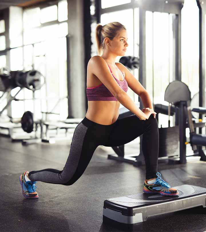 7 Amazing Benefits Of Walking Lunges