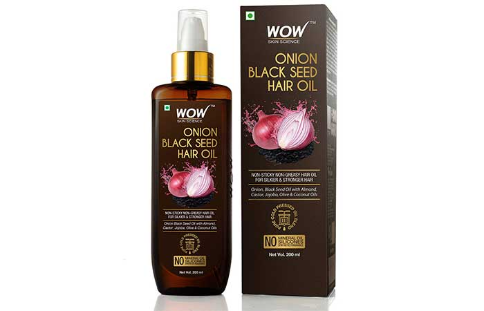 Top 11 Lightweight Non-Greasy Hair Oils Available In India