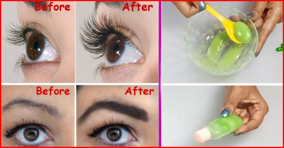 How do you make your eyelashes grow longer and thicker naturally