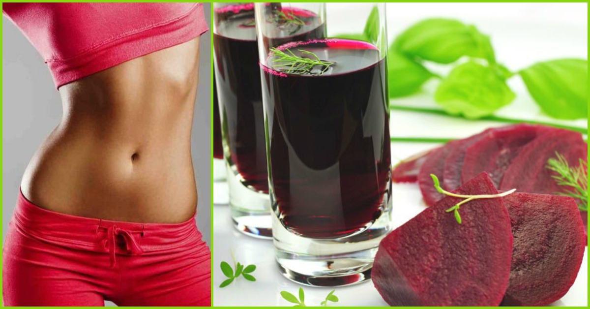 7 Simple Ways To Prepare Beetroot Juice For Weight Loss