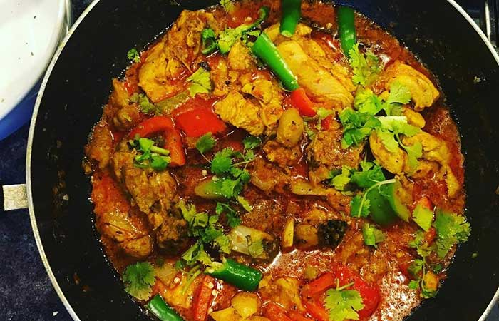 15 yummy chicken recipes by sanjeev kapoor kadai chicken recipe by sanjeev kapoor forumfinder Choice Image