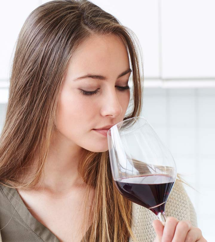 5 Amazing Benefits Of Red Wine For Anti Aging