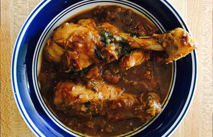 Dhaba Chicken Curry Recipe By Sanjeev Kapoor