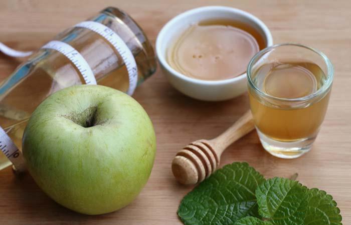 Apple Cider Vinegar For Psoriasis - Honey And Apple Cider Vinegar For Psoriasis