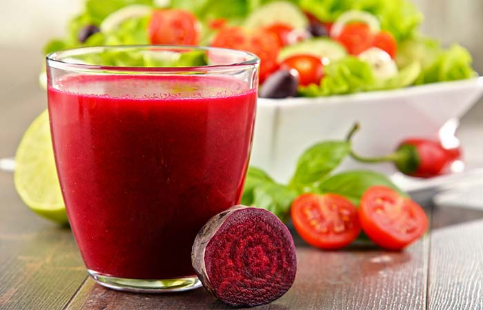 6. Tomato And Beetroot Juice For Weight Loss