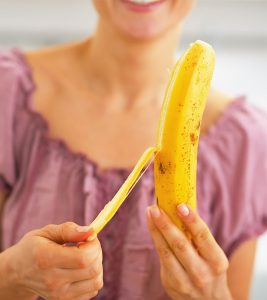 7 Simple Ways To Use Banana Peel To Treat Acne