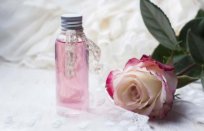 7. Rose Water