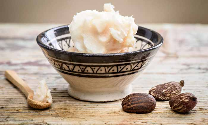 8.Coconut Oil And Shea Butter Lip Balm