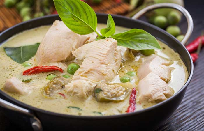 Coconut Milk Chicken Curry Recipe By Sanjeev Kapoor