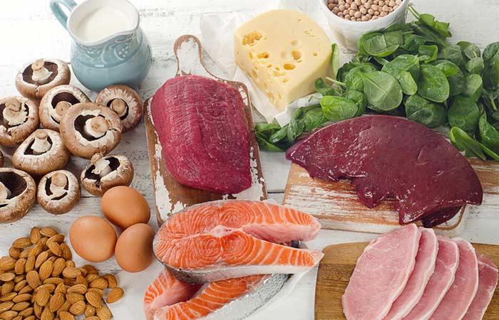 9. Vitamin B