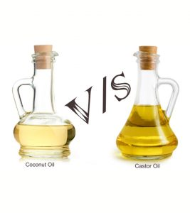 What Are The Differences Between Castor Oil And Coconut Oil?