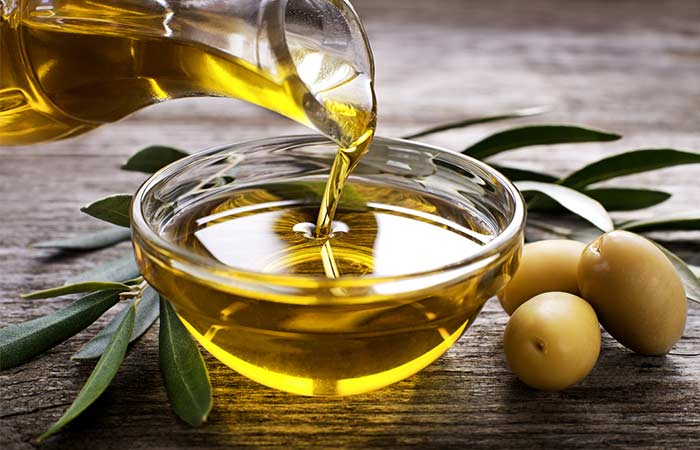 Castor Oil And Olive Oil Combo