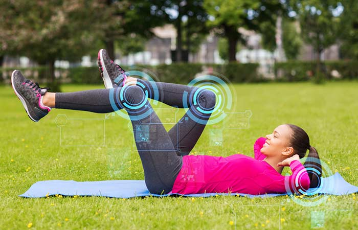 Ways To Get The Perfect Slim Body - Crunches