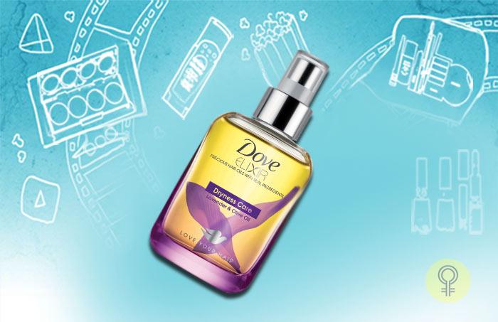 Dove Elixir Hair Oil