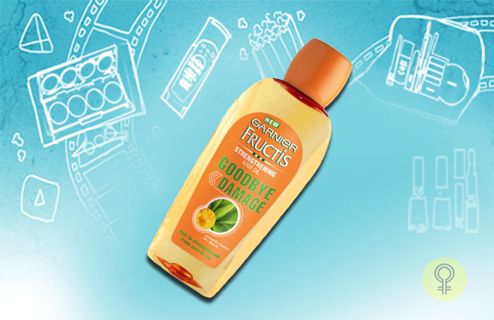 Garnier Fructis Goodbye Damage Hair Oil