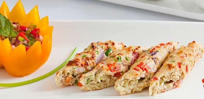 Ghilafi Kebabs