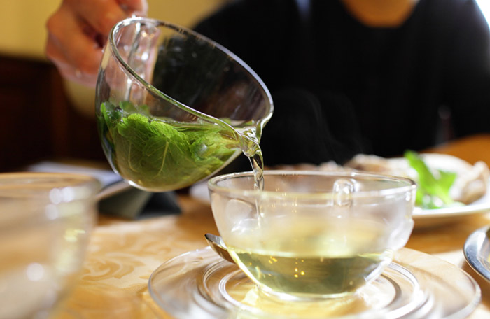 How Peppermint Tea Aids Weight Loss