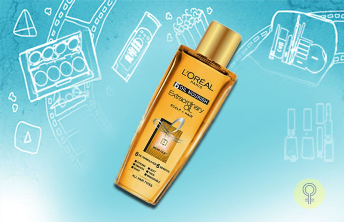 Loreal Paris 6 Oil Nourish Extraordinary Oil