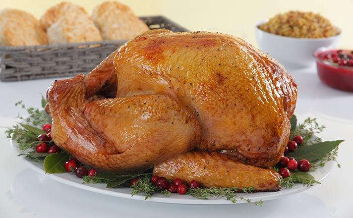 Thanksgiving Deep Fried Turkey