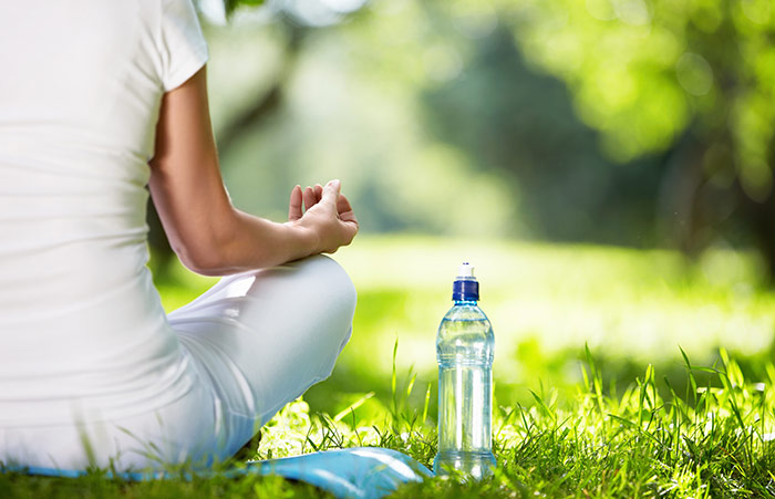 Water Alone Can't, You Need A Lifestyle Change