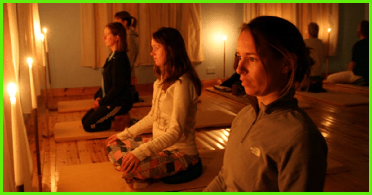 What Are The Benefits Of Candle Light Meditation