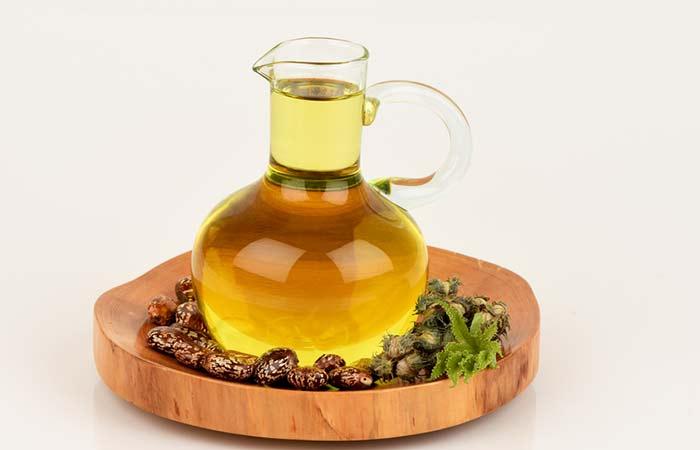 1. Raw Castor Oil