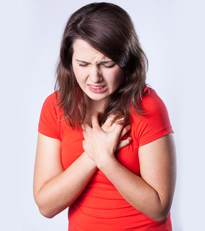 10 Effective Home Remedies To Get Rid Of Chest Pain + Relief Tips