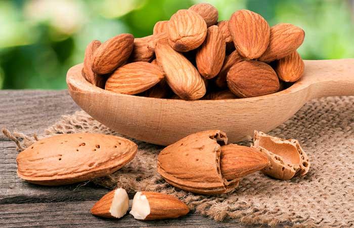 Chest Pain - Almonds