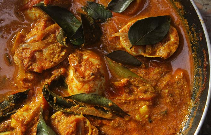 Egg Curry Recipes - Andhra Style Spicy Egg Curry