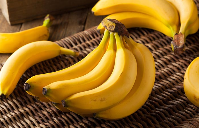 Muscle Weakness Treatment - Bananas