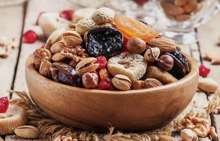 10. Dried Fruits