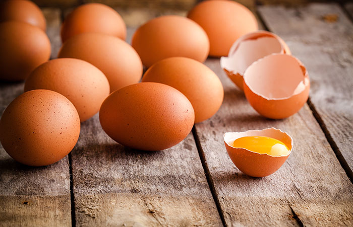 10. Egg And Hibiscus For Hair Growth