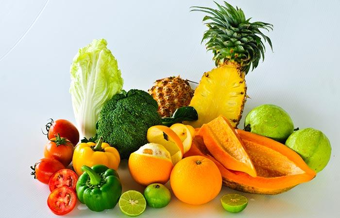 10. Vitamin C