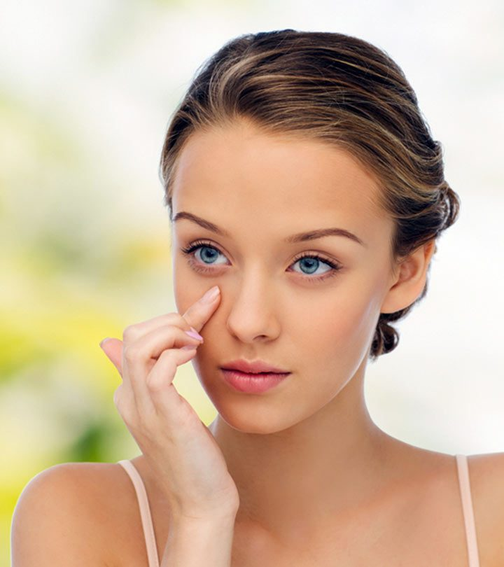 15 Home Remedies To Treat Dryness Around The Eyes
