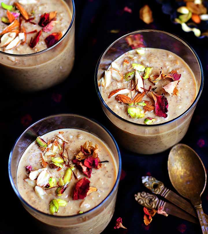 12 Best Rice Kheer (Payasam) Recipes You Are Going To Love