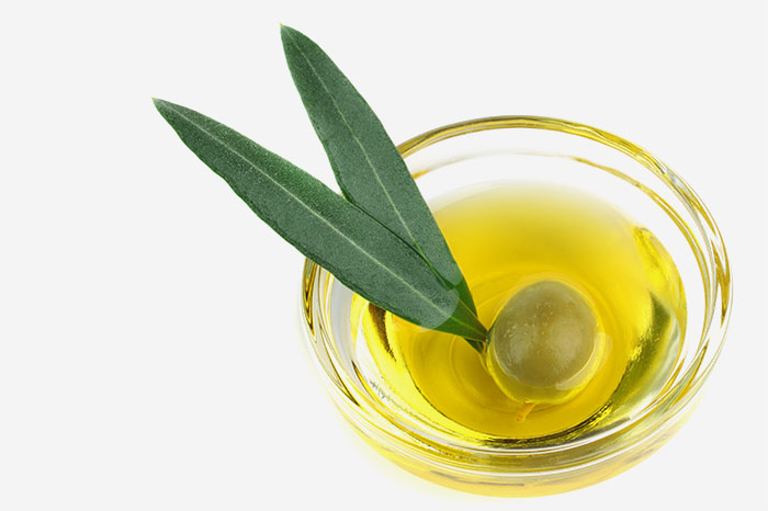 12. Olive OilAlmond Oil And Hibiscus For Hair Growth