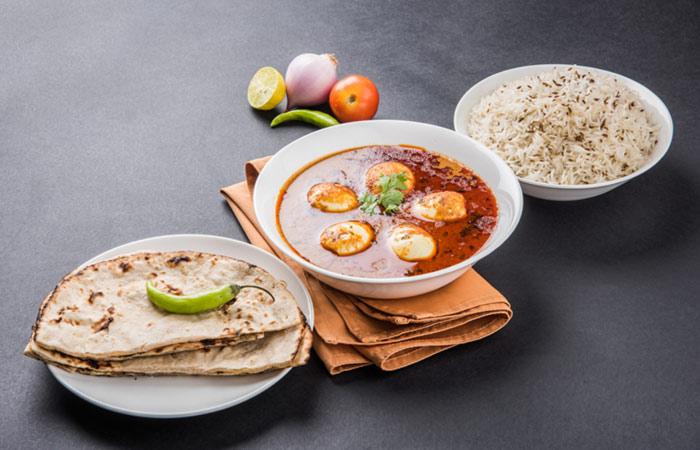 Egg Curry Recipes - Shahi Egg Curry