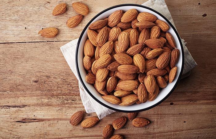 13.-Almonds