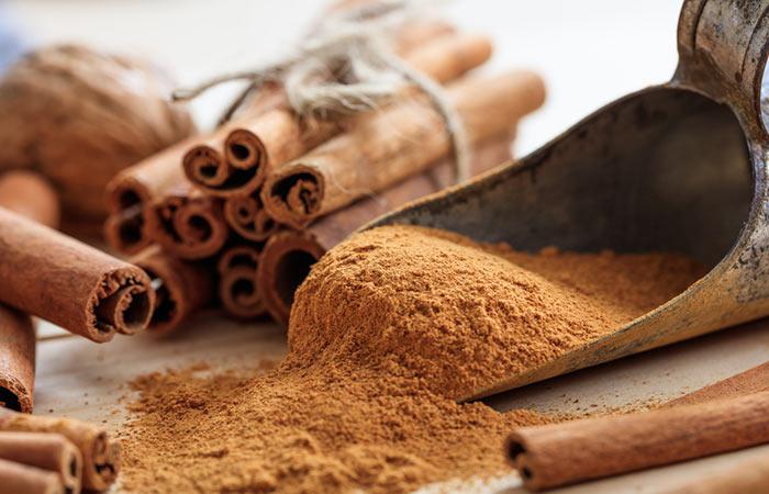 13.-Cinnamon