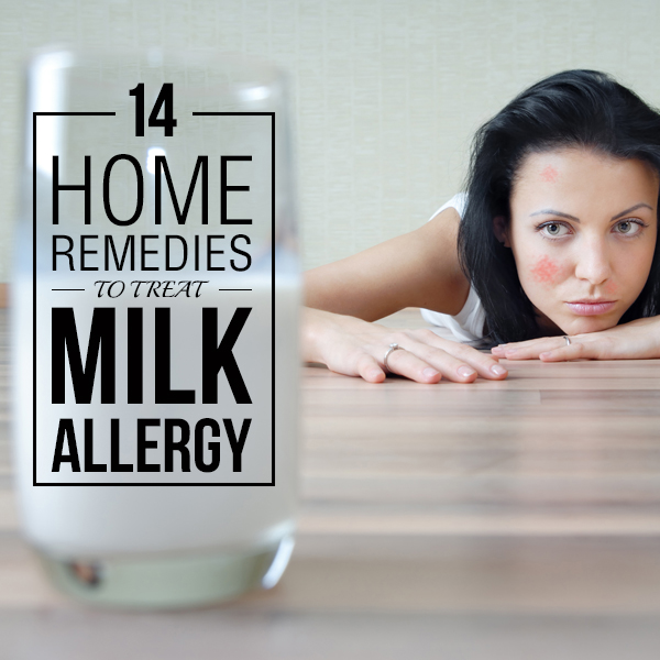 Moderate milk allergy adults