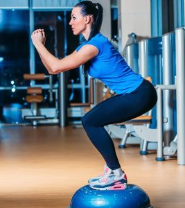 15 Best BOSU Ball Exercises To Improve Balance And Core Strength