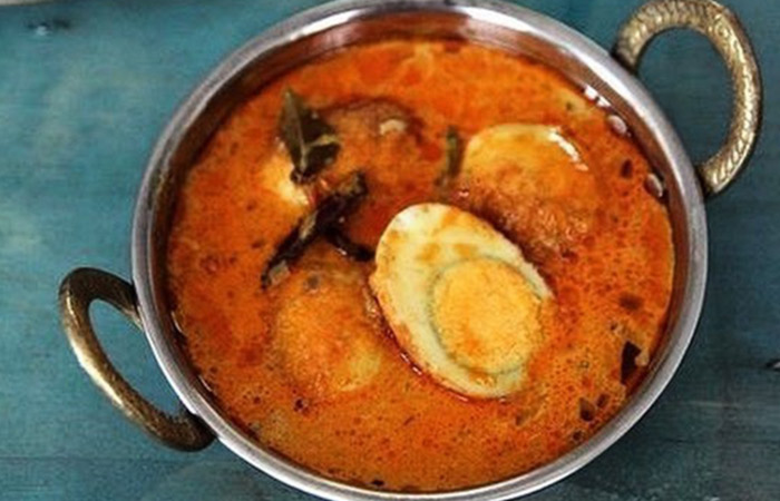 15. Sri Lankan Egg Curry