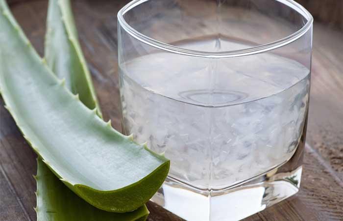 Chest Pain - Aloe Vera Juice